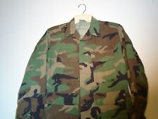 GENUINE USGI MILITARY SURPLUS BDU COMBAT COAT 1999 SMALL XX-SHORT TWILL L-23