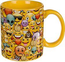 Kaffeebecher Becher Tasse Emoticon Emoji »Emotion Family« Geschenk Liebe Smiley