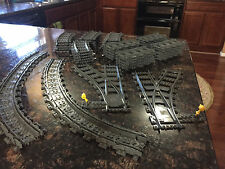 Lego City Train Tracks