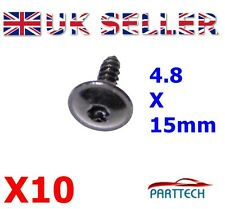 SKODA SELF TAPPER SELF TAPPING TORX SCREW ENGINE UNDERTRAY SPLASHGUARD 4.8 x 15