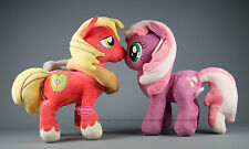 My Little Pony Cheerilee and Big Macintosh Plush Bundle UK Stock High Quality