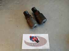 YAMAHA TZR125 2RK 2RH 2RJ RD125LC BAR ENDS WEIGHTS B1TZR125-13