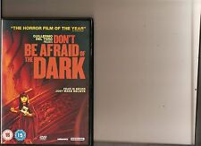 DONT BE AFRAID OF THE DARK DVD GUILLERMO DEL TORO GUY PEARCE HORROR