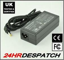 UK CERTIFIED LAPTOP CHARGER FOR TOSHIBA SATTELITE L500-19CPA3714E-1AC3