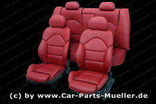 3 3' 3er ///M M3 LEDERAUSSTATTUNG SPORTSITZE SPORT SEATS BMW E46 leather seats