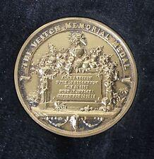 Muy escaso de Veitch Memorial medalla el pináculo de los logros hortícola