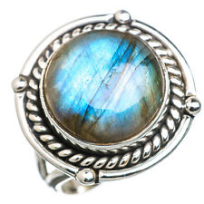 Labradorite 925 Sterling Silver Ring Size 7 Ana Co Jewelry R829005F