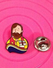 R.N.L.I Lifeboat Enamel Pin Badge