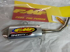 KAWASAKI KX250 1994 1995 1996 1997 1998  FMF POWERCORE SHORTY MUFFLER SILENCER