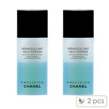 2 X Chanel Gentle Biphase Eye Makeup Remover 100ml Unscented Cleansers #1871_2