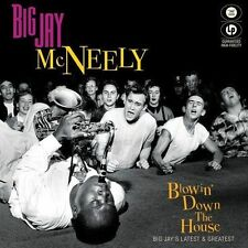 Big Jay Mcneely Blowin Down The House-Big Jays Latest & Greatest viny NEW sealed