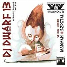Madman Szpital [Special Edition] by :wumpscut: (CD, Apr-2013, Metropolis)