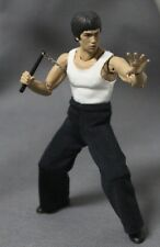 "NOX-BL: 1/12 scale fabric outfit set for 6"" SH Figuarts Bruce Lee Action Figure"
