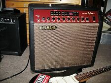 Eric Claptons Favorite Amp? Yamaha DG80 112a Combo Amp -Minty -Motorized Knobs!