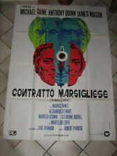 CONTRATTO MARSIGLIESE,CAINE,QUIIN,PARRISH,MASON,MANIFES