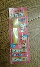 Vintage Peanuts Pez Dispencer w/package 1950, 1958, 1965