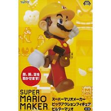 SUPER MARIO NINTENDO MAKER BIG ACTION FIGURE prize figure Free shipping