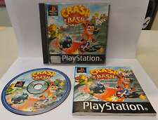 Gioco Game PS1 Playstation PSOne PSX ITALIANO PAL Bandicoot - CRASH BASH - 1° St