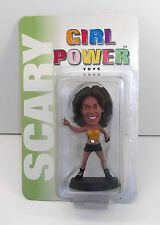 1997 Spice Girls Dolls - SCARY SPICE MEL B Figure Doll on Card - MOC