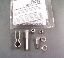 Steering clevis kit for outboard motors
