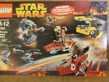 New Lego 7283 Ultimate Space Battle Rare Minifigs Sealed Box Set  Free USA Ship