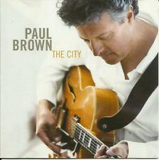 Paul Brown: The City [Jazz]        CD