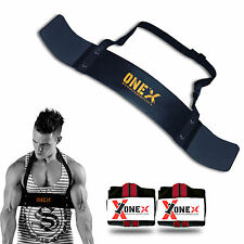 NEW Fitness Bicep Isolator Arms Blaster Bomber Training Weight Lifting Gym Strap