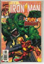 Marvel Comics Iron Man Vol 3 #17 June 1999 NM