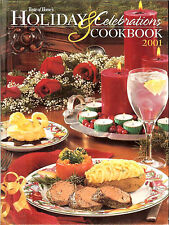NEW BOOK:  Taste of Home HOLIDAY & CELEBRATIONS 2001 Food, Crafts, Decorating...