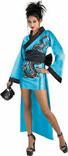 Dragon Geisha Costume for Teen/Junior size 7-9 New by Disguise 1959T