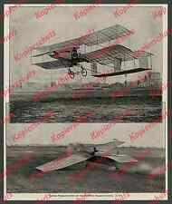 Luftfahrt Flieger Farman Issy-les-Moulineaux Esnault-Pelteries Buc Paris 1908!!!
