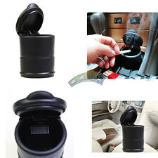 4S Shop Portable Auto Car Cigarette Ashtray Smokeless Stand Cylinder Cup Holder