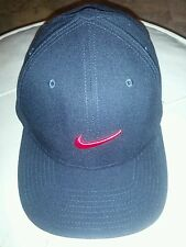 Nike Classic99 Dri--fit  3d  red logo  Black Flexfit   Cap Hat