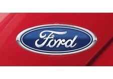 Ford Focus Red Bonnet A4 Metal Sign Aluminium