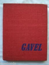 1968 JOHN MARSHALL HIGH SCHOOL YEARBOOK, OKLAHOMA CITY, OKLAHOMA  GAVEL