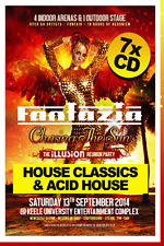 "FANTAZIA          ""CHASING THE SUN - HOUSE CLASSICS & ACID HOUSE PACK"""