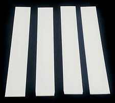 4 Elforyn® Piano Keytops - Key Top Replacement Parts - Ivory Substitute Material