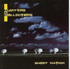 Hunters & Collectors Ghost nation (1989) [CD]