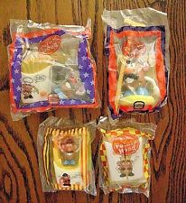 1998--MR. POTATO HEAD (4 Toys) by Burger King [NIP]