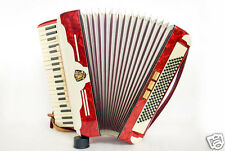 SILETTA GERMAN PIANO ACCORDION 120 BASS FULL WORK ACORDEON ACCORDEON WELTMEISTER