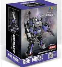 KBB Transformers Dark Black Yiu Tank Megatron TANK-L with accessories package