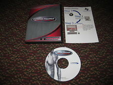 Fitness Trainer: Freeweight WorkoutBuilder.net - Software CD-Rom Only