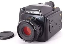 [NEAR MINT] Pentax 645 Medium Format Camera w/ SMC A 75mm F/2.8 from Japan #450
