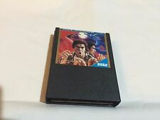 Double Dragon - Sega Mark III Japan Region - (Master System 3 sg-1000)