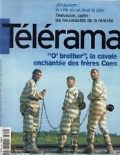 telerama n°2642 didier decoin florence thomassin jacques lerouge jimmy rodgers