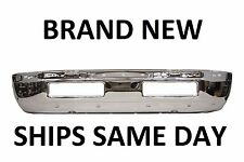 NEW Chrome - Front Bumper Face Bar For 1994-2001 Dodge Ram Truck 1500 2500 3500