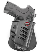 Fobus BRS Evolution Paddle Holster for Baikal MP-446, right handed black polymer