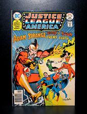 COMICS:DC: Justice League of America #138 (1977), Adam Strange app -RARE (flash)