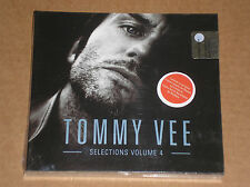 TOMMY VEE - SELECTIONS VOLUME 4 - 2 CD SIGILLATO (SEALED)