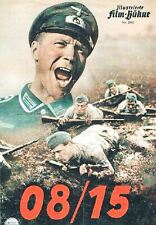 3 DVD SET: 08/15 (1954/55) *with or without English subtitles*